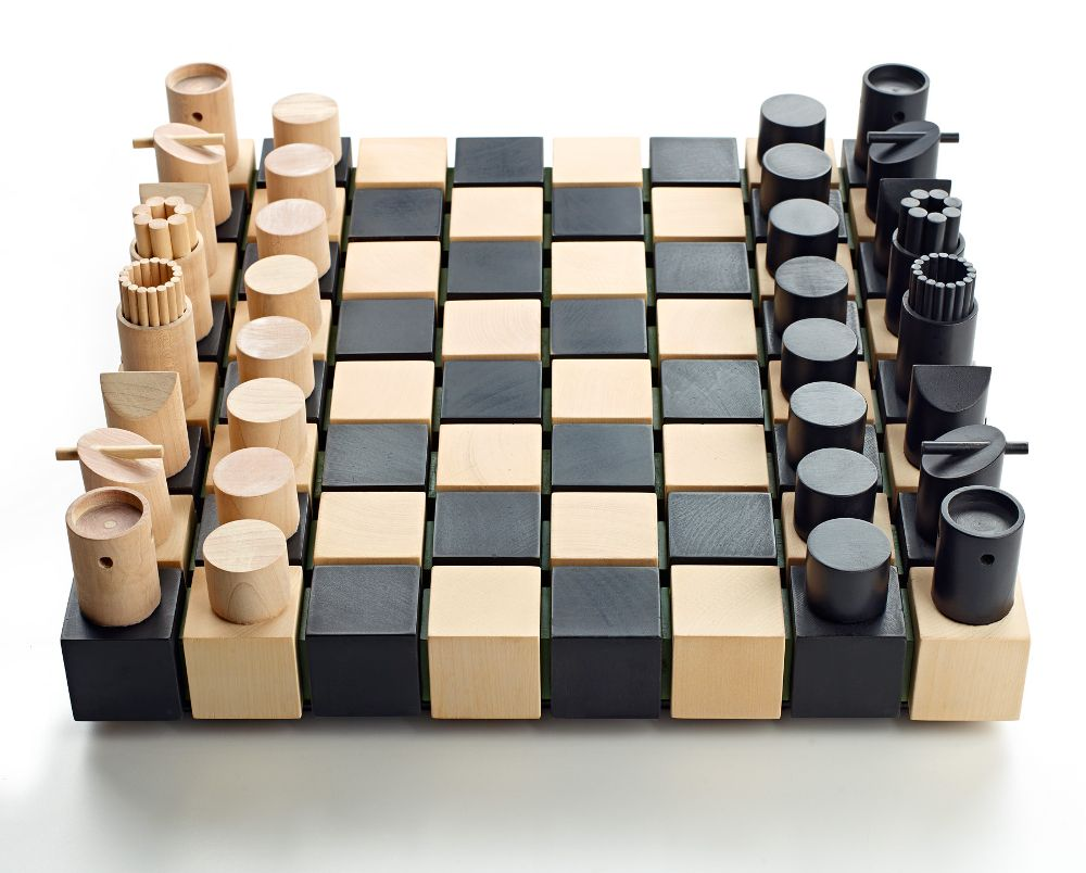 A 39 Design Awards Competition Winners Chess Wood