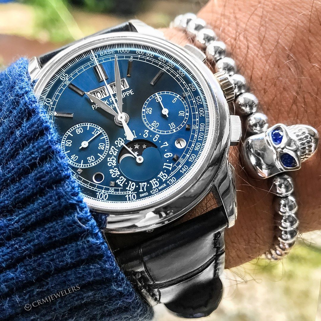 Patek Philippe 5270G $119500 Like New Email Us to Reserve!