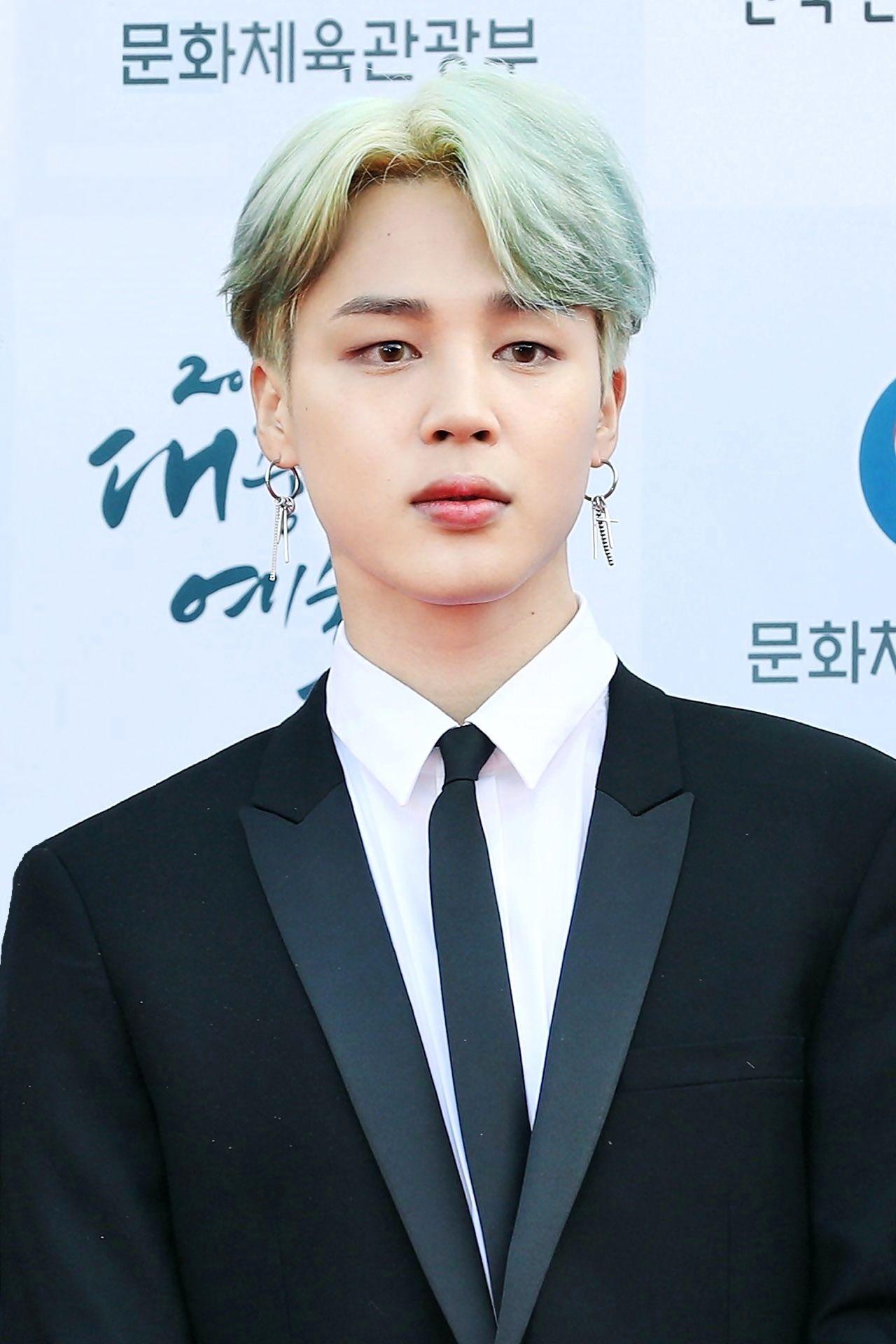 Park Jimin Photoshoot Bts At 2018 Korean Popular Culture And Entertainment Awards Credits By Idol League Bts Jimin Parkjimin Awards 2018 Popular Cu