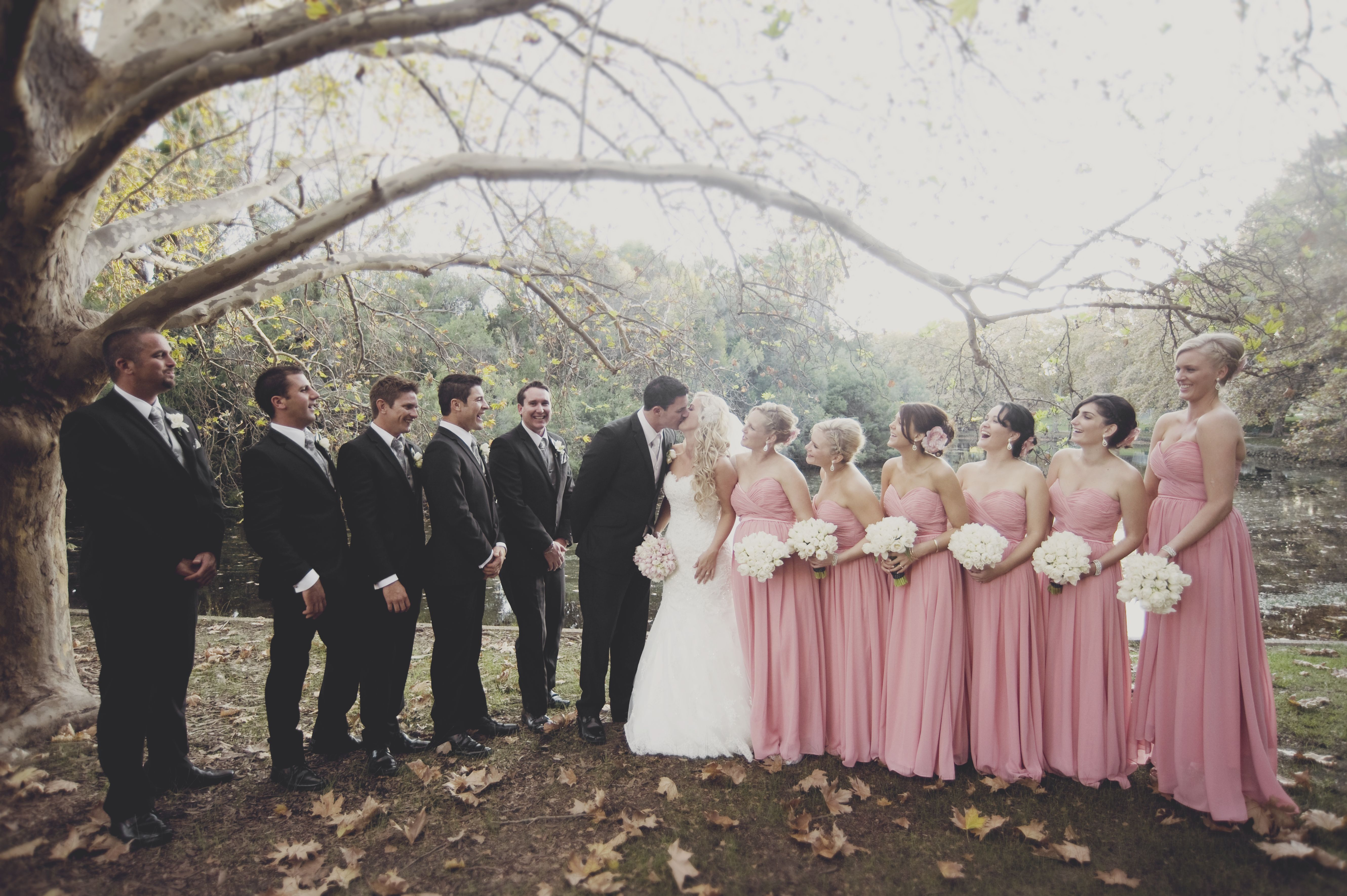 Stunning celeste and her girls real bridesmaids in chloe dresses bridesmaid ombrellifo Gallery