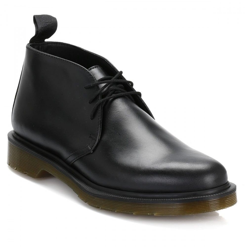 Dr Martens Black Ray Chukka Boots Black Shoes For Brands Mens
