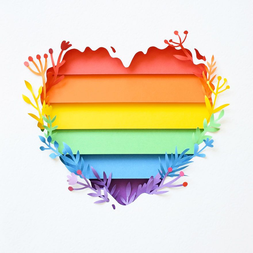 Iphone 6 Rainbow Flag Wallpaper
