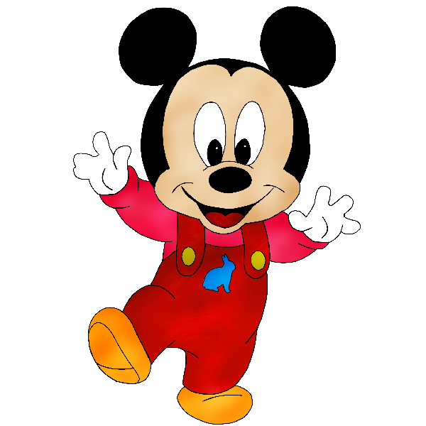 Disney Baby 0001001019 Png 600 600 Mickey Drawing Mickey Mouse Drawings Baby Mickey Mouse
