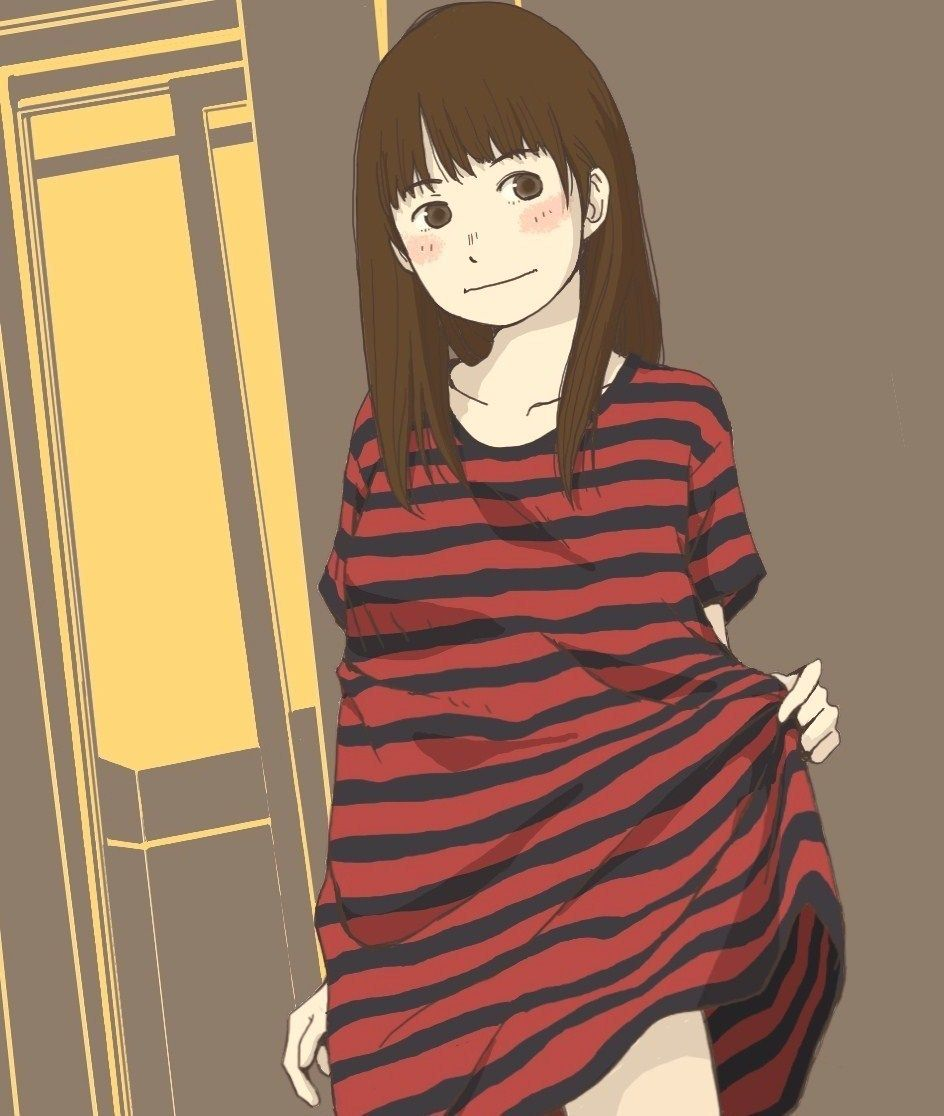 ほ そ お (Pixiv)... Kai Fine Art Character design girl