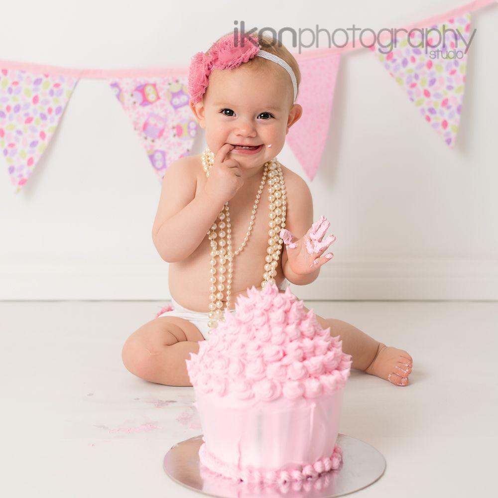 how to take cake smash photos