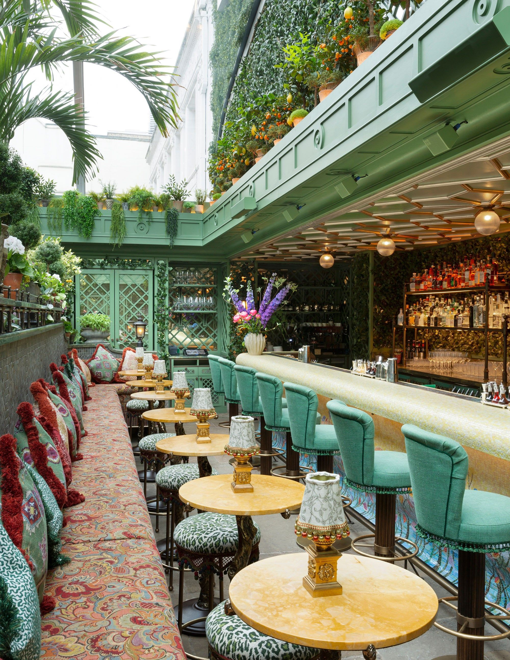 Three London Restaurants, and the Art of Eating Out