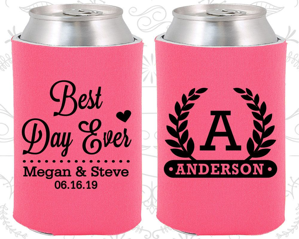 Monogrammed Gift, Personalized Gift, Monogram Wedding Gift, Best Day ...