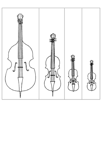 vivaldi four seasons coloring pages | Vivaldi and The Four Seasons | EYFS: Tes Recommended ...