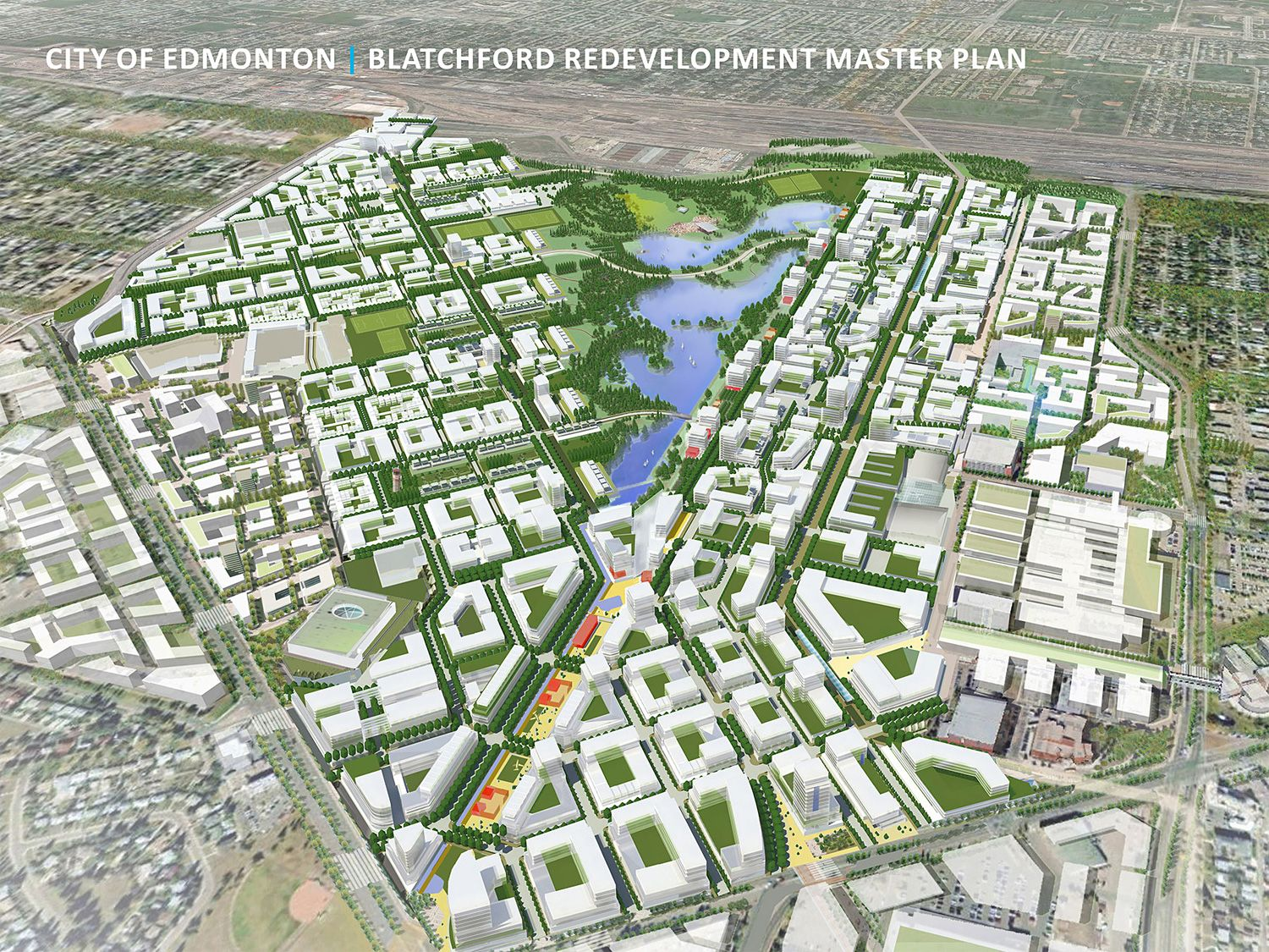 industrial redevelopment urban design project - Google Search ...