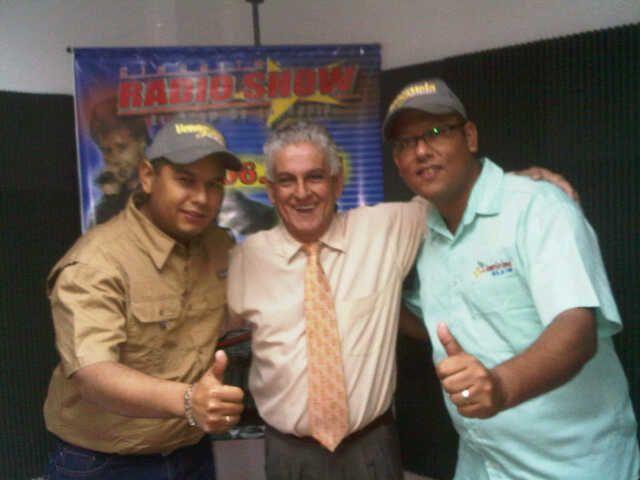 Gira de Medios en Maracay, Aragua