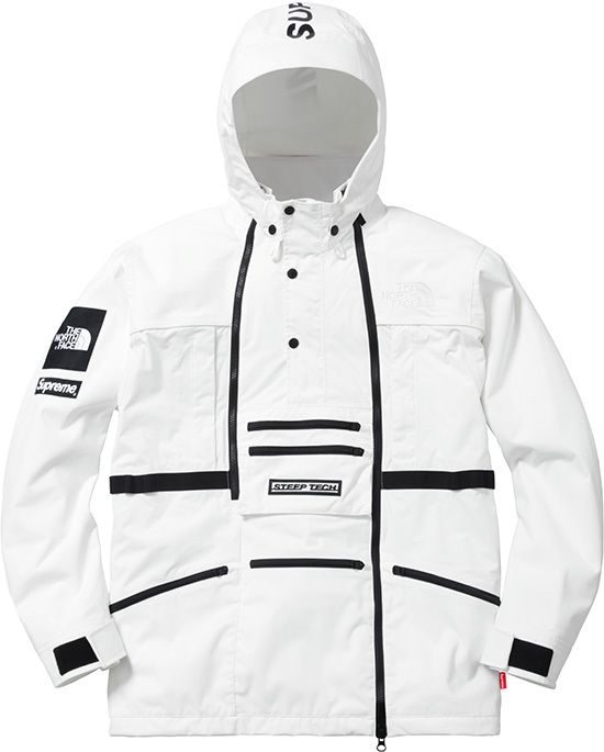 Supreme X The North Face Ropa Cool