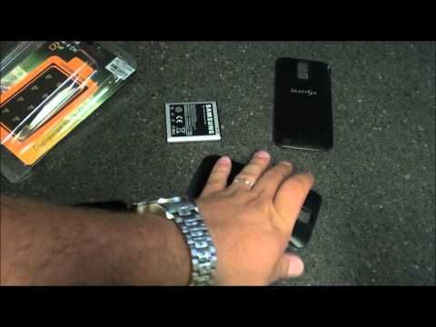 Watch this amazing video of review for Ontrion's Battery for Samsung  Galaxy S2...