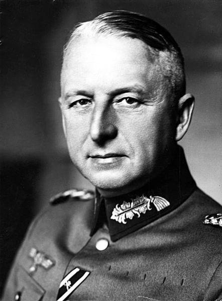 Mariscal de Campo Erich von Manstein