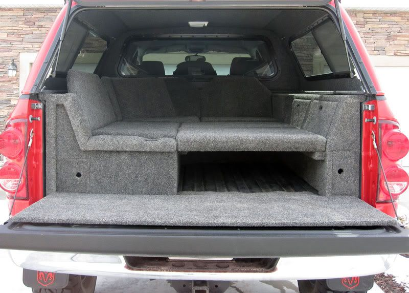 Truck Camping Ideas >> Truck Camping Truck Camper Shells Truck Bed Camping