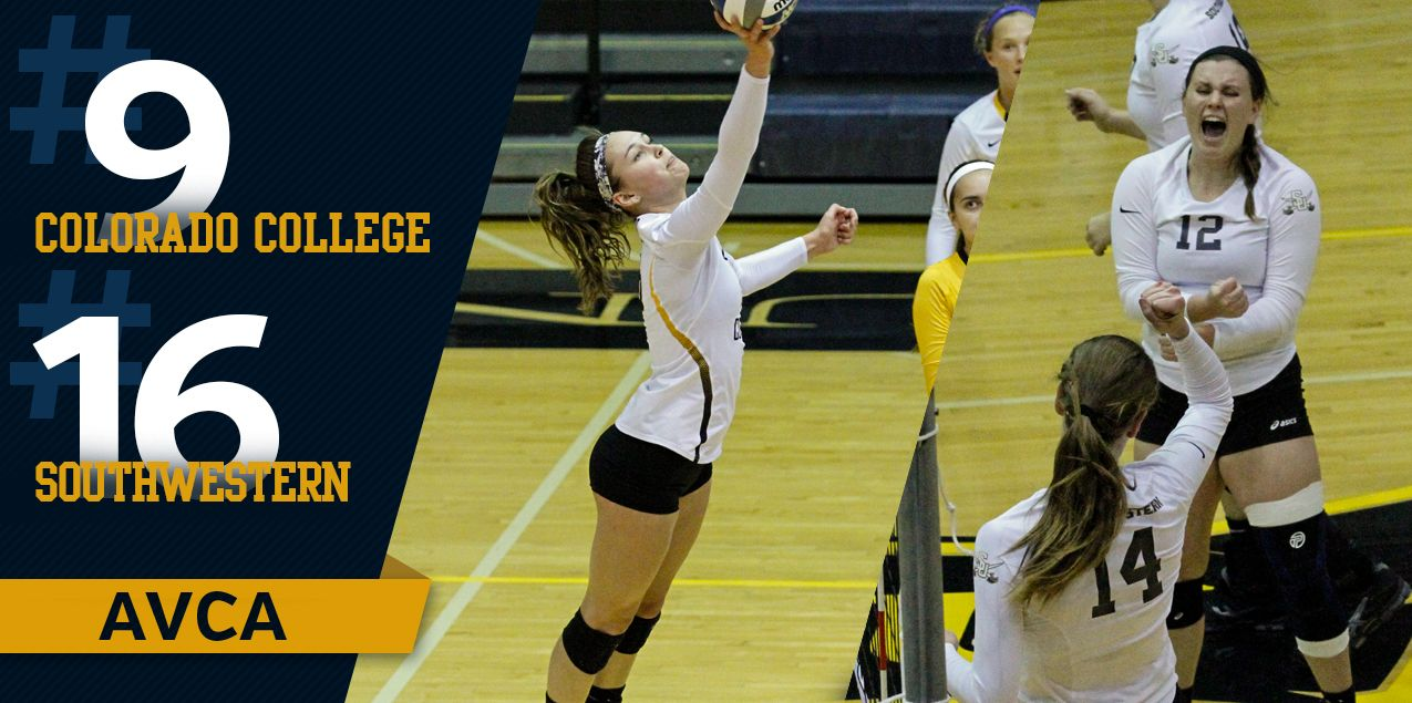 Colorado College No 9 Southwestern No 16 In Avca Preseason Poll Colorado College College Day