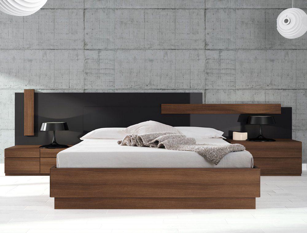 Best Decoración De Dormitorios Modernos Bedroom Bed Design 400 x 300