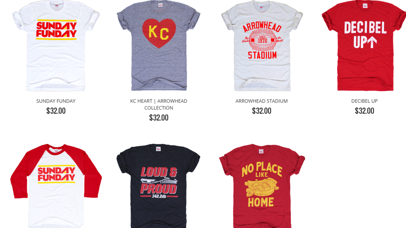newest f2821 f2b3b Charlie Hustle now has a collection of KC Chiefs shirts ...