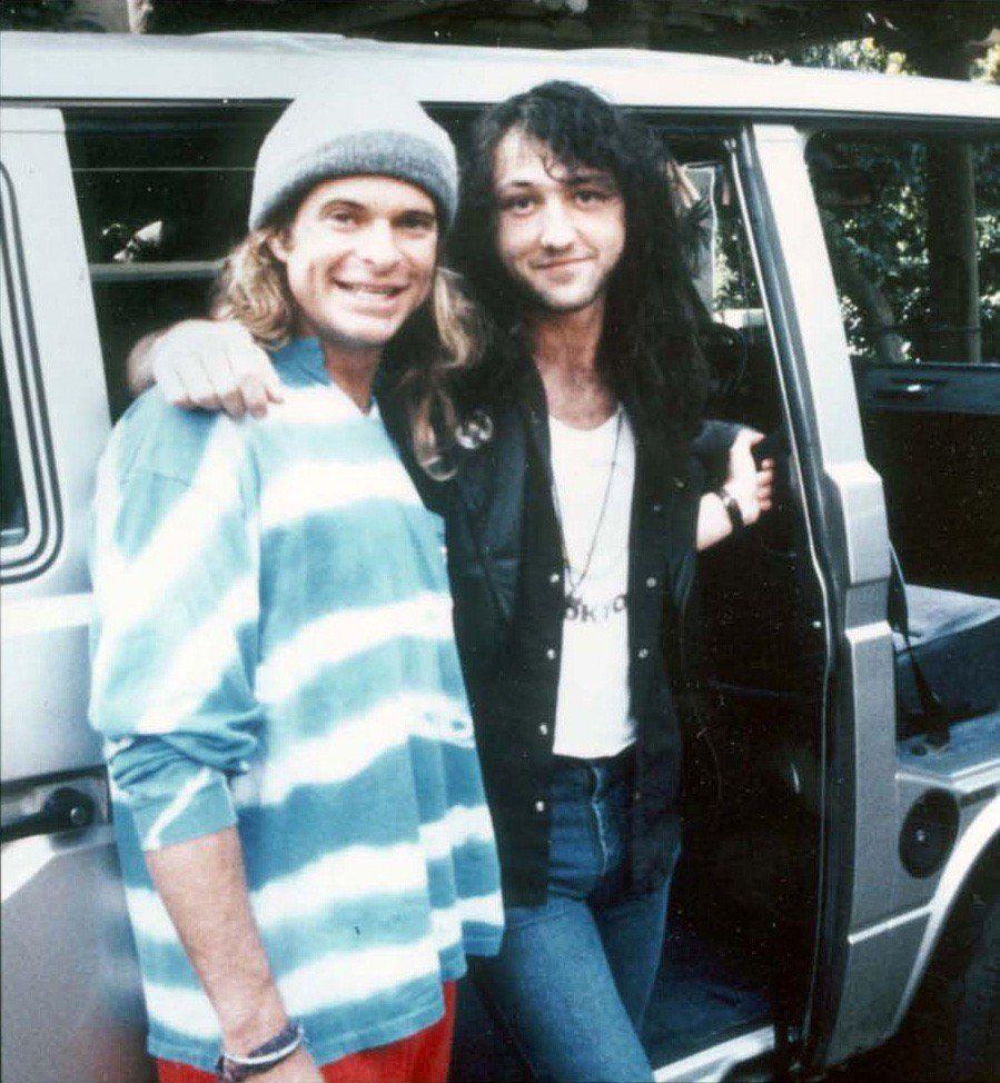 Twitter David Lee Roth David Lee Van Halen
