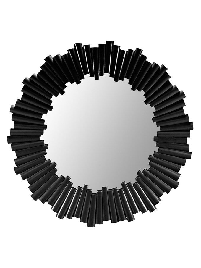 Charles Round Mirror from Brands We Love Feat. Selamat on Gilt