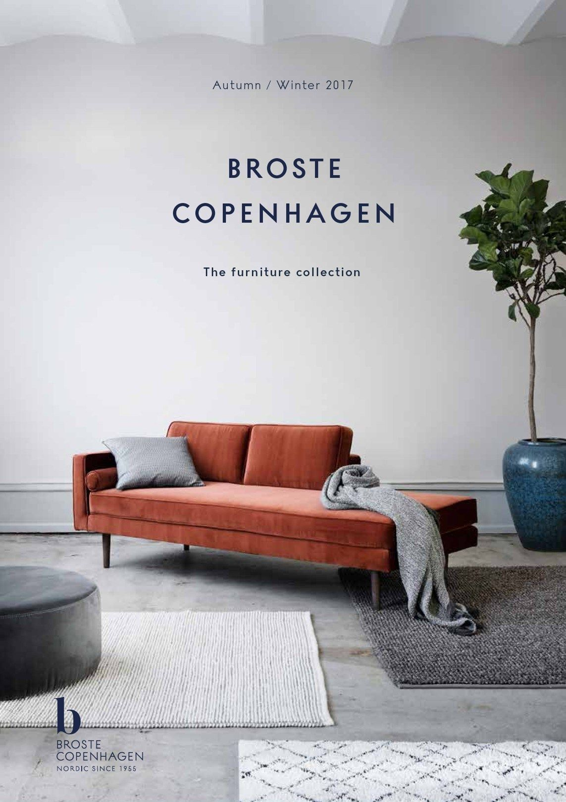 Autumn Winter 2017 Broste Copenhagen The Furniture Collection