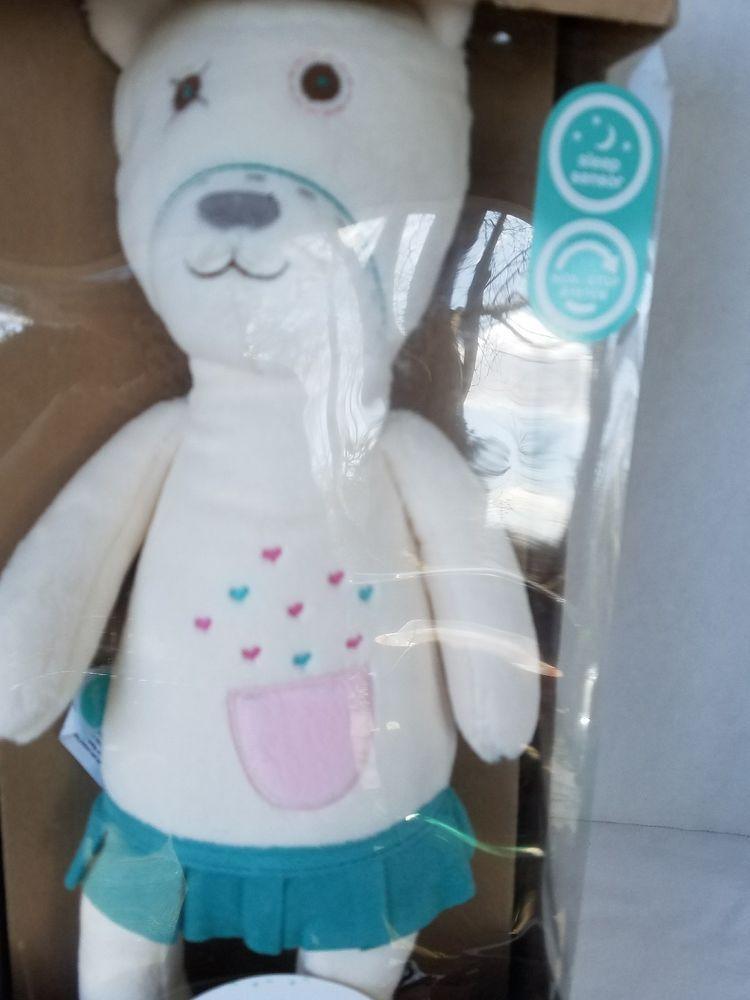 Myhummy Baby Soother Teddy Sleep Soothers Bear Plush Sound