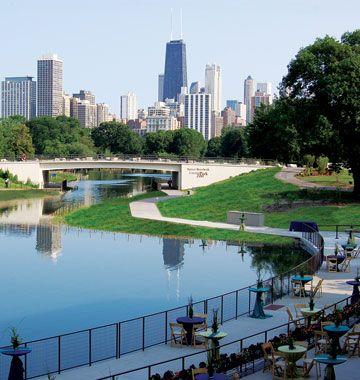 Lincoln Park Zoo - Venue