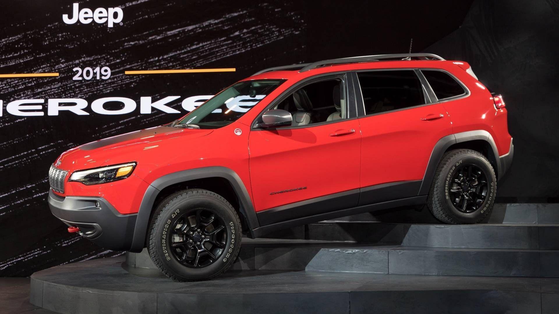 Jeep Cherokee 2019 Interior Jeep, Jeep cherokee sport