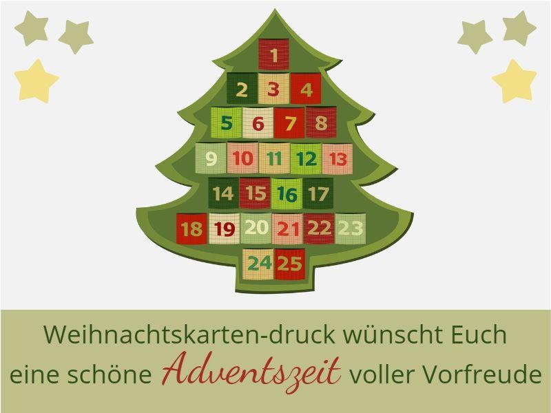 Noch 22 Tage bis Weihnachten! 22 Tage voller Vorfreude, gefüllt mit ...