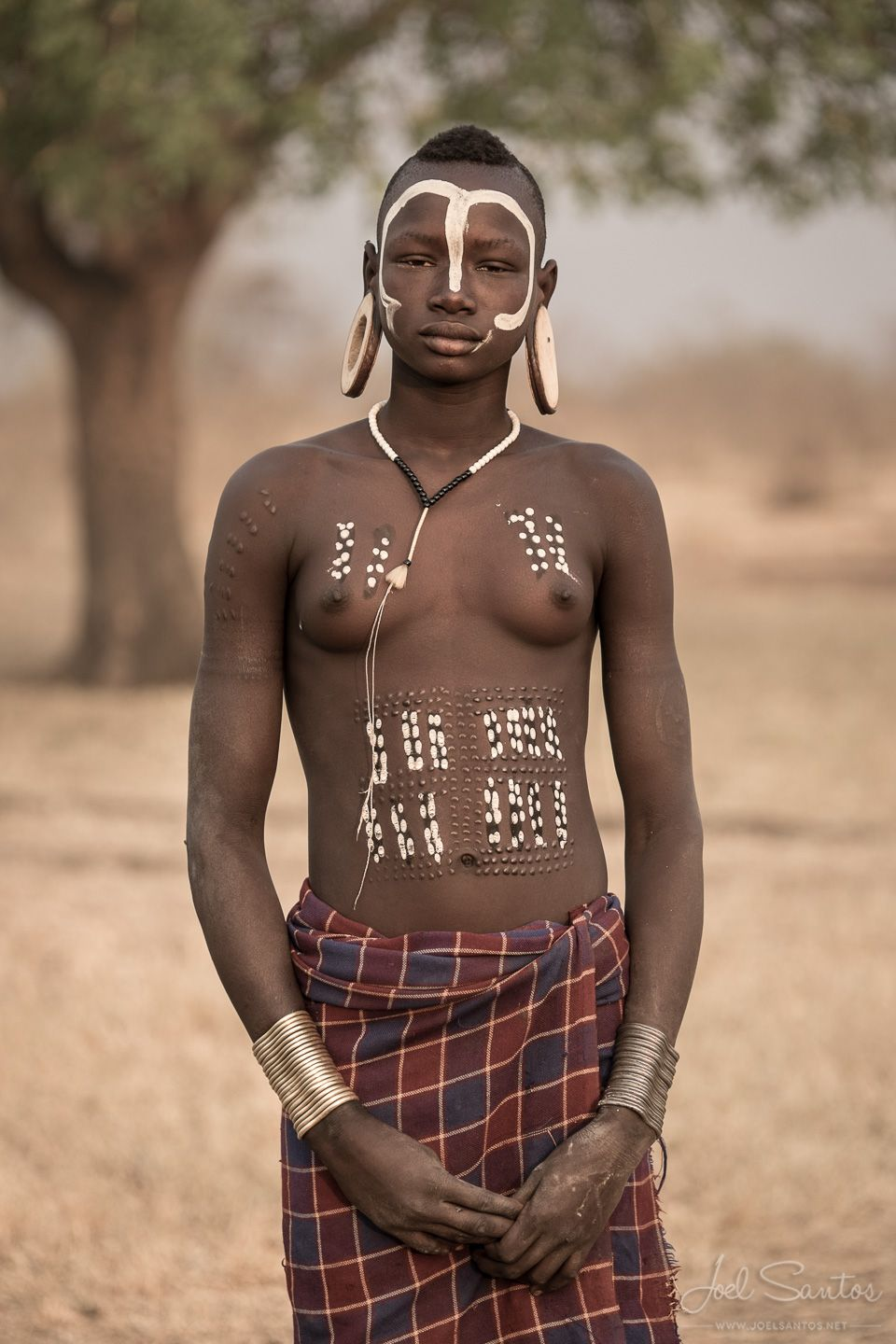 Mursi Tribe Scarification
