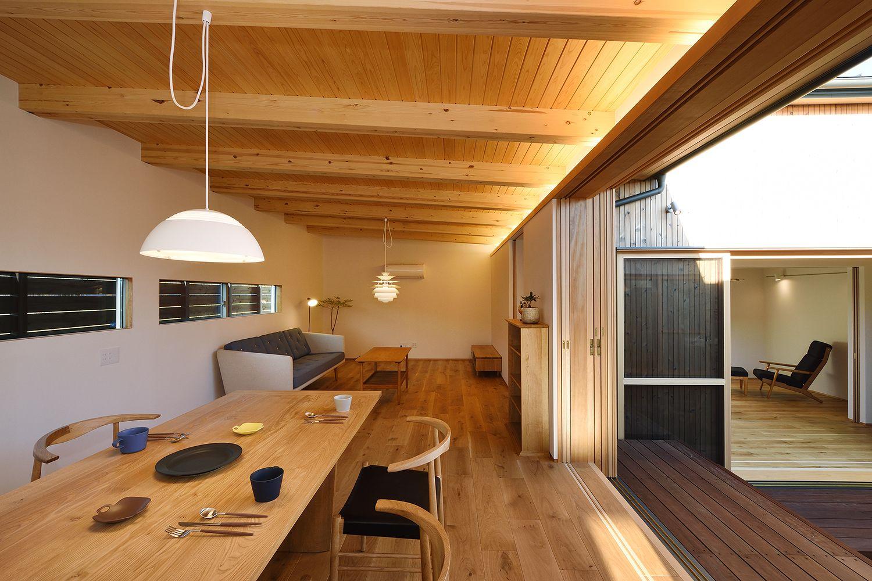 平屋 マイホーム Se構法 Architect Architecture Design Desiginer House