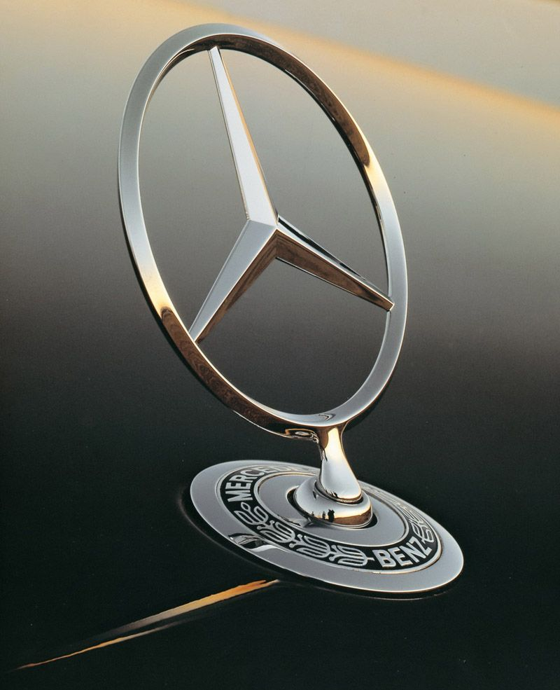 Emblem Of The Greatest Star Mercedes Benz Sales And Leasing