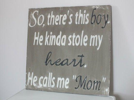he stole my heart :)