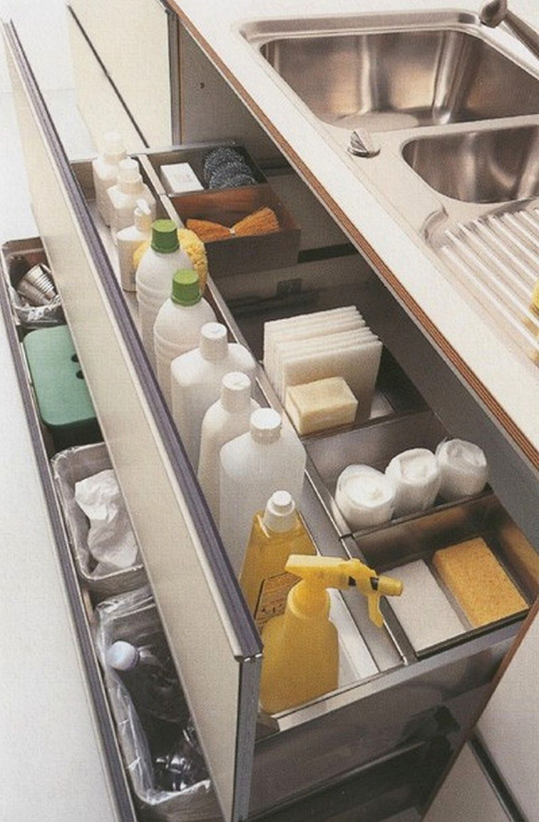 stunning diy kitchen storage solutions for small space and space saving ideas no 46 stunning on kitchen organization for small spaces id=92827