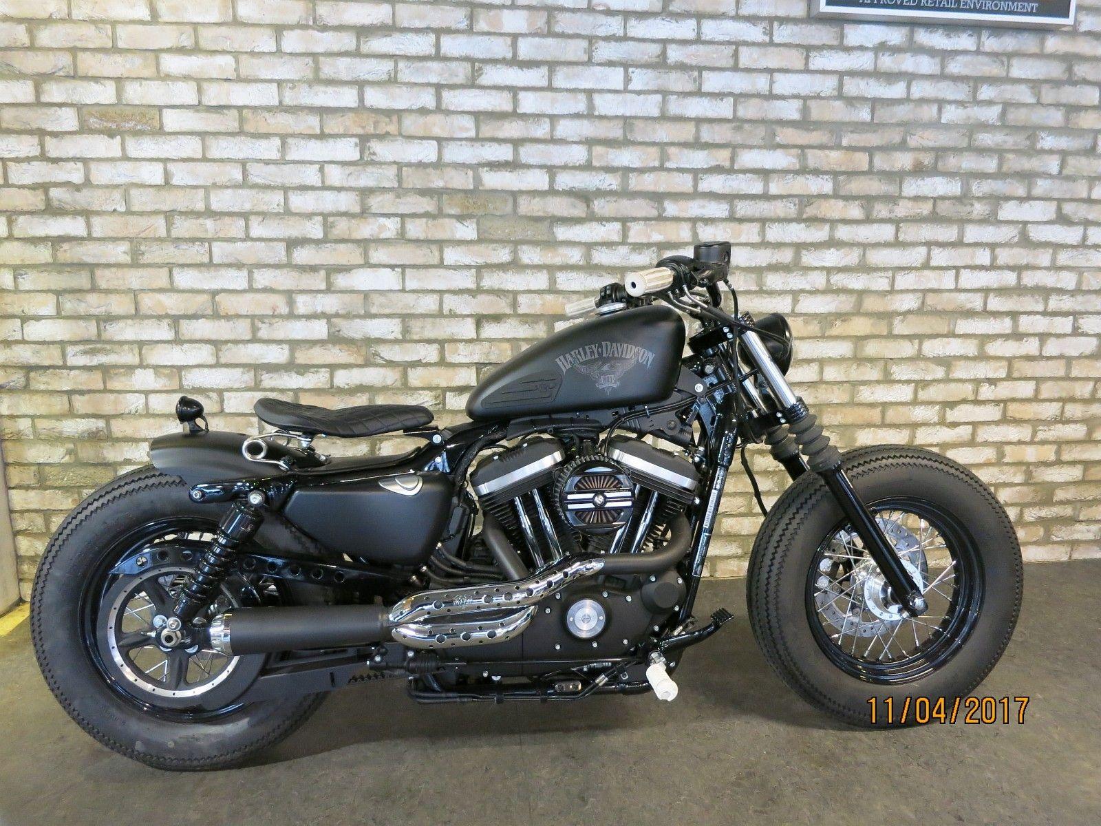 FINN – Harley-Davidson XL883 Iron BOBBER