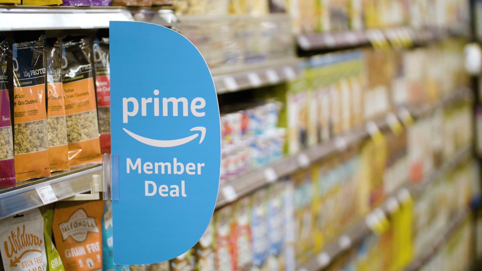 Amazon Is Expanding Prime Benefits at Whole Foods Again