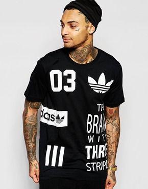 Con Camiseta Ao0539 Adidas Originals Pinterest Logos De Ropa T7H1O