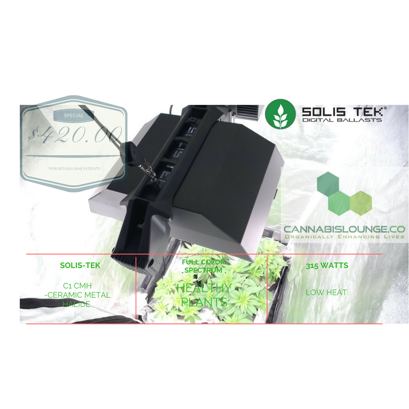 The Solis Tek C1 Cmh Ceramic Metal Halide Fixture Is By Far The Most Reliable Ballast And Lamp Fixture On The Market Loo Ballast Ceramics Lamps Fixtures