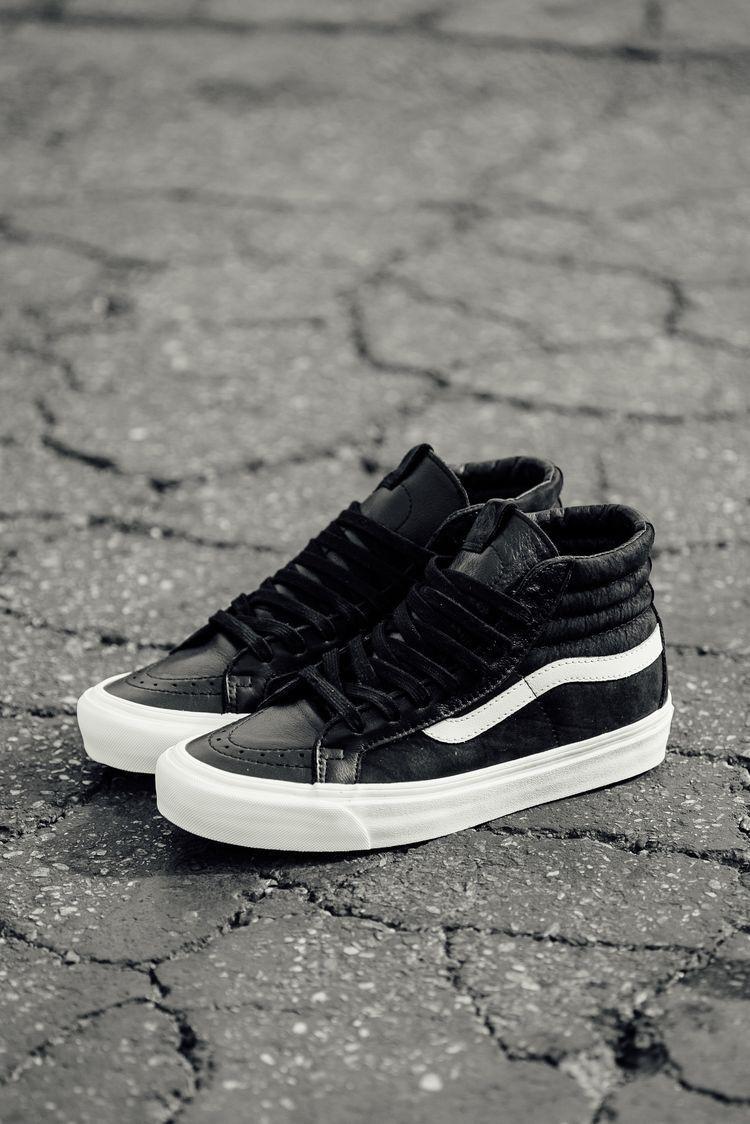 Zapatos Vans SK8-Hi para hombre S2dprj