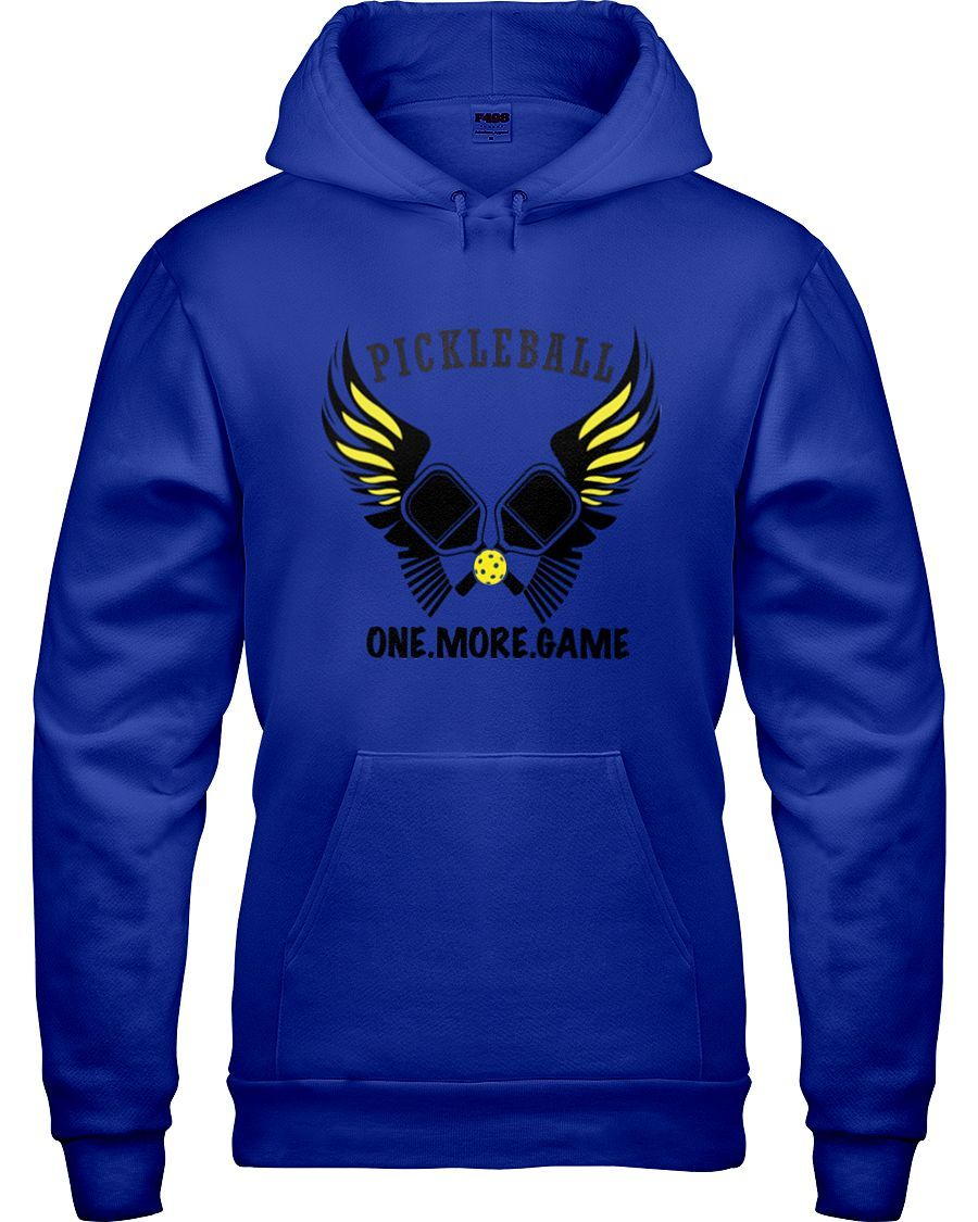 One.More.Game - Unisex 50/50 Hoodie