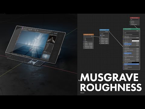 14 Quick Rough Surface Setting For Blender 2 81 Youtube In 2020 Blender Tutorial Blender Vfx Tutorial
