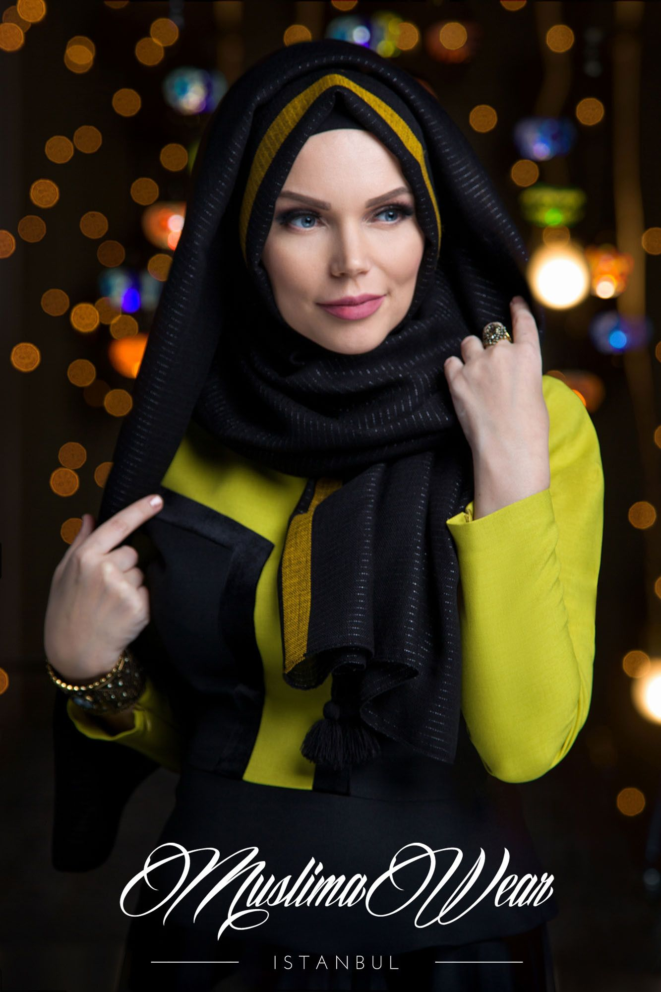 Queen Hijab Black Diamond   How to wear, Hijab collection