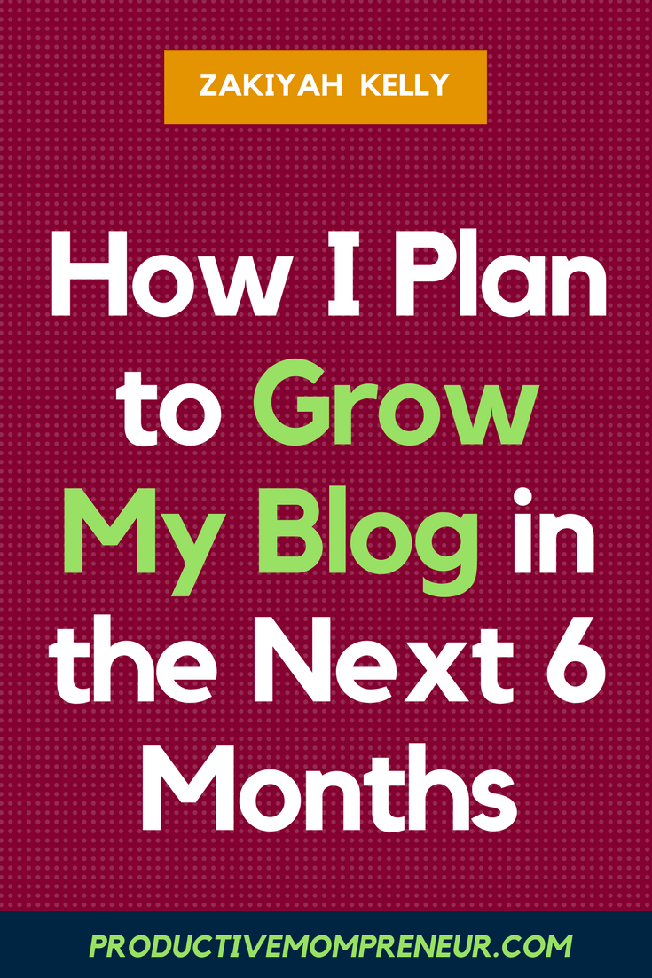 well laid out goals to inspire the newbies blogger a business plan