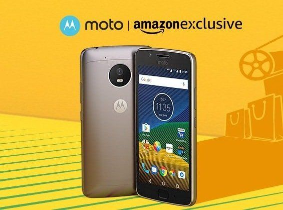 Moto G5 with 1080p display, 3GB RAM, Android 7.0 launched in India for Rs
