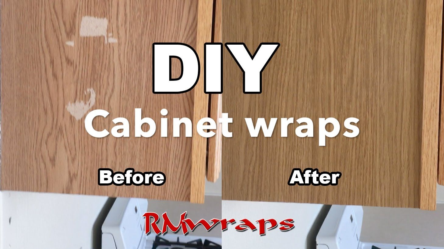 Diy Cabinet Wrap Order The Vinyl At Www Rmwrapsstore Com Diy