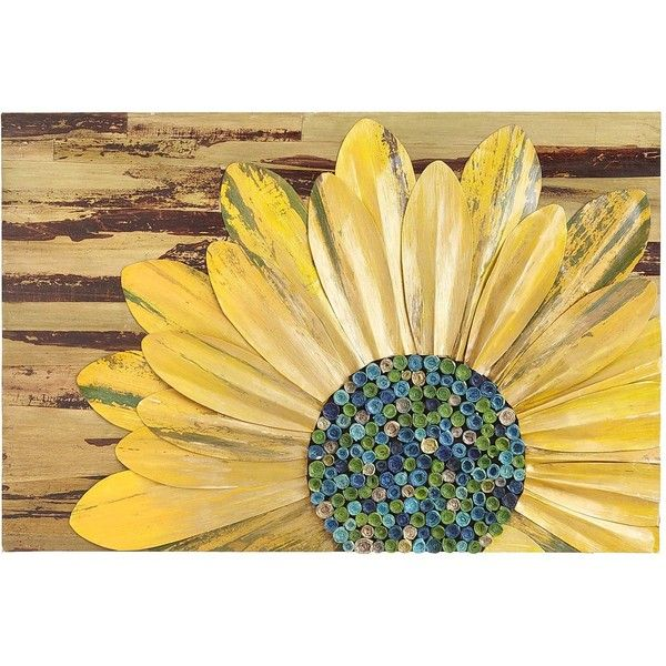 Pin By Alyss Reinsel On Home Pier One Wall Art Sunflower Wall Art Wall Paneling