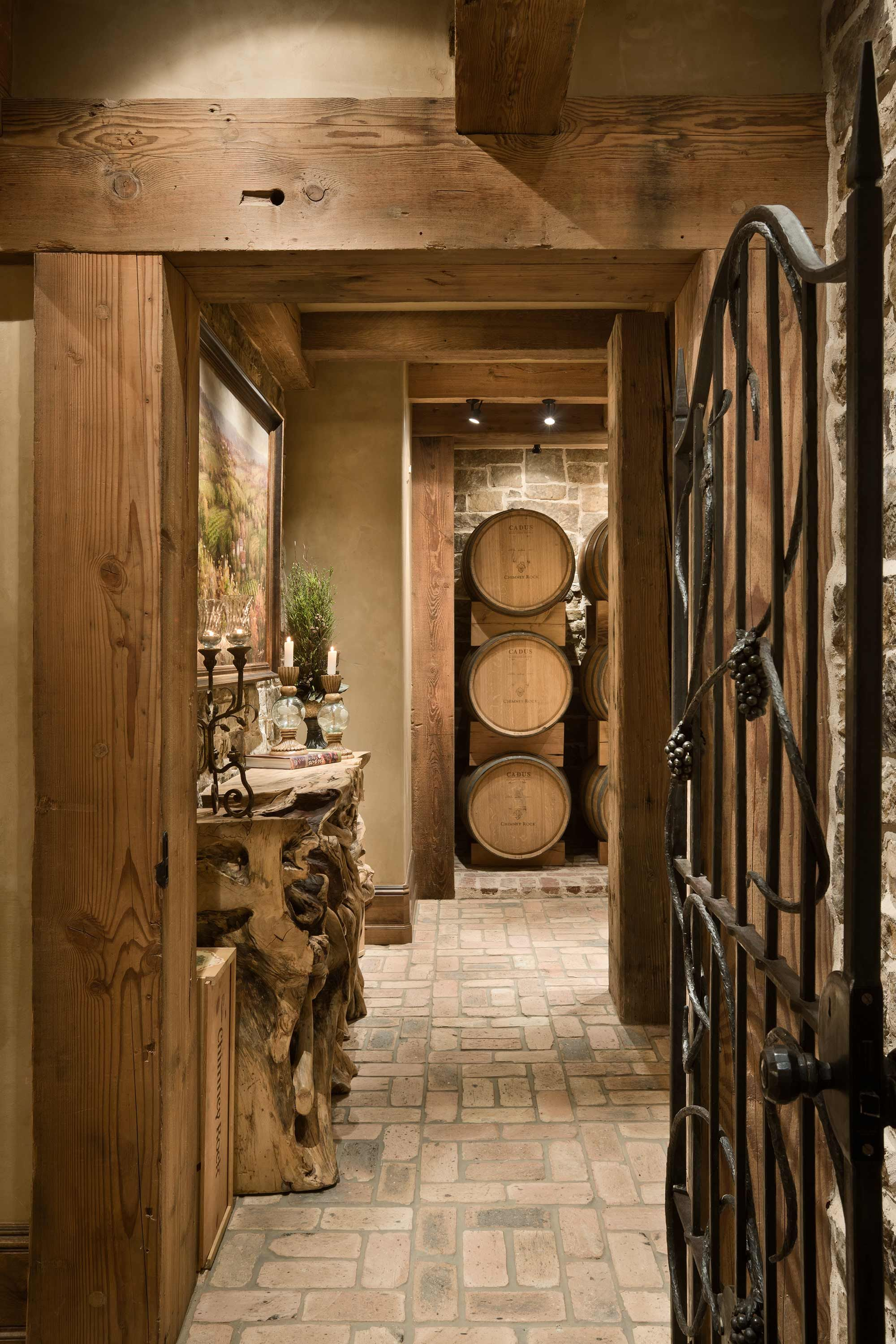 Chimney Rock Wine Cellar Design Cellar Design Wine Cellar Basement