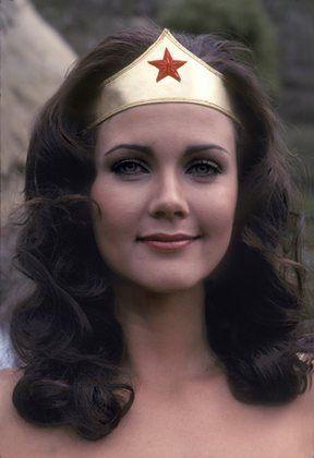 Lynda Carter IS Wonder Woman!