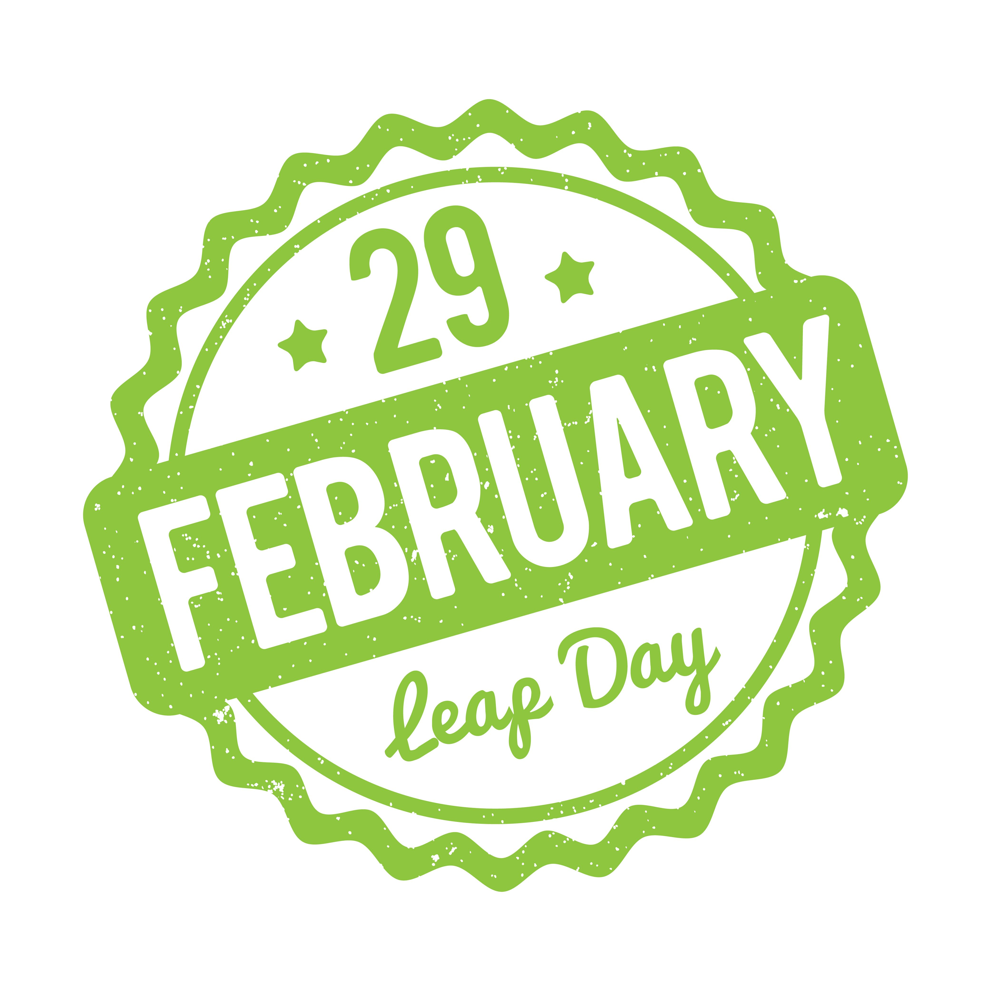 Check Out Our Leapday And Leapyear Printables In