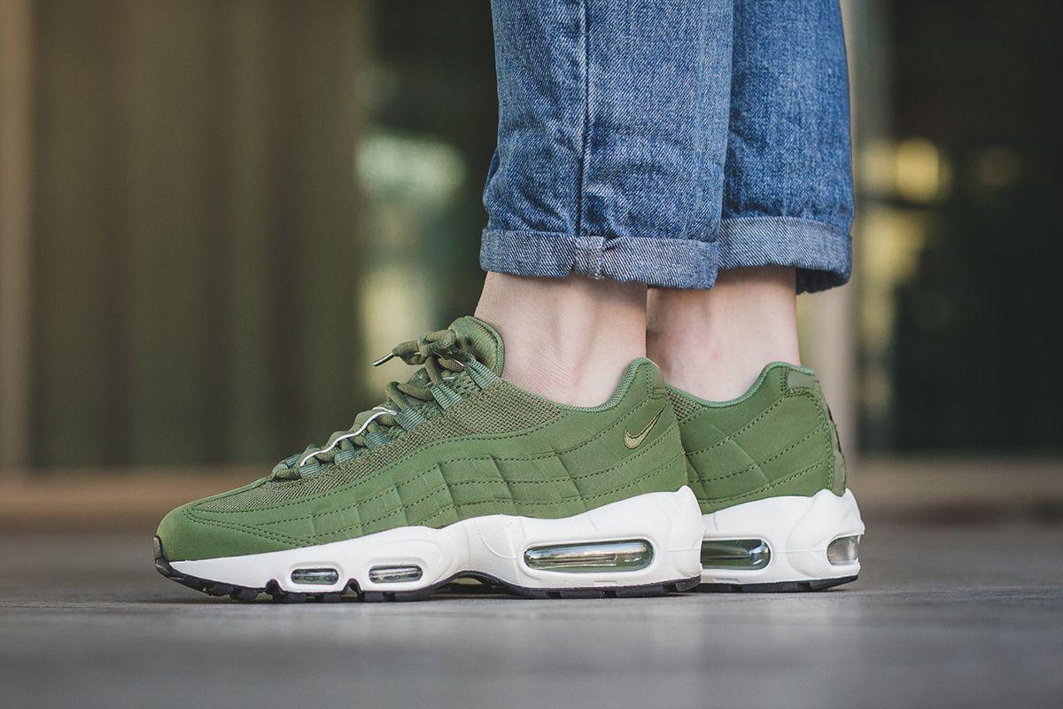"Nike WMNS Air Max 95 ""Palm Green"" - EU Kicks Sneaker Magazine"