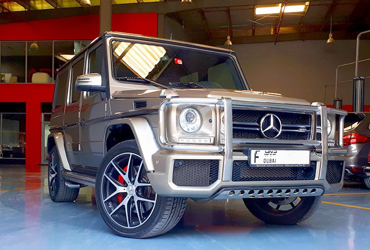 The 2018 2019 Mercedes Benz G63 Amg Comes Loaded With Vip